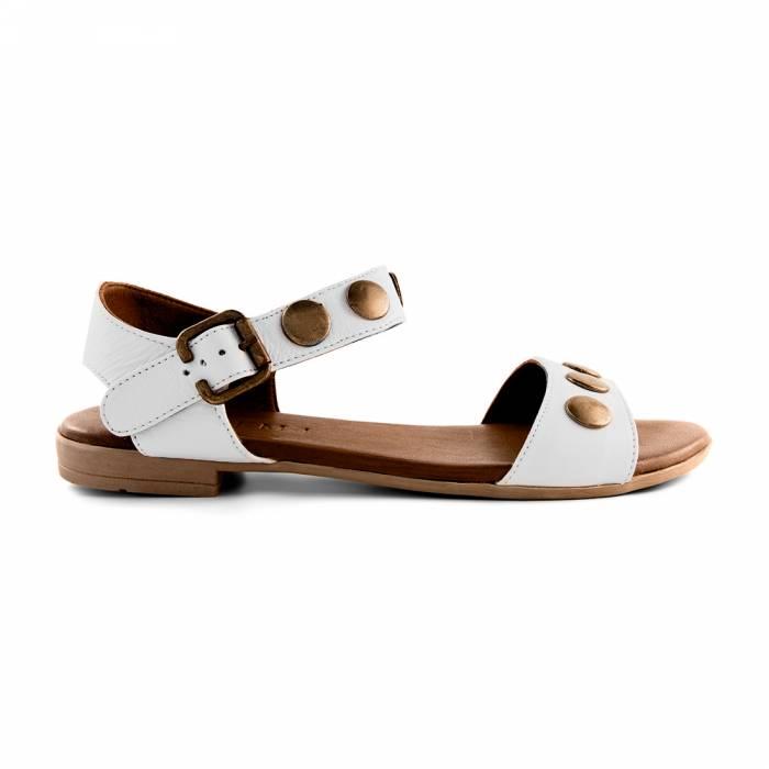 Sandalo Marilla Bianche