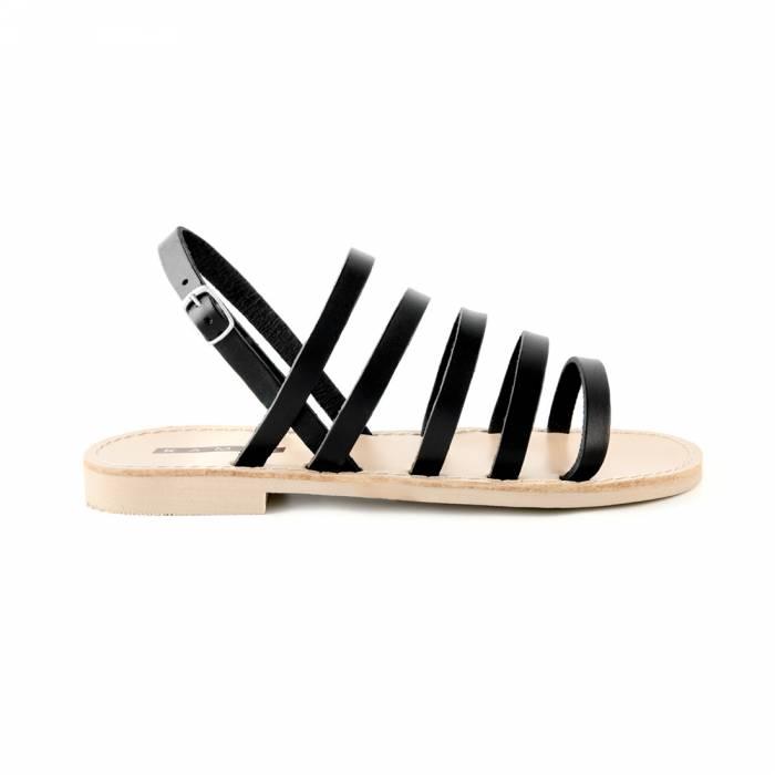 Sandalo Marocco Nere