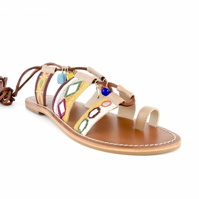 Sandalo Maya 85
