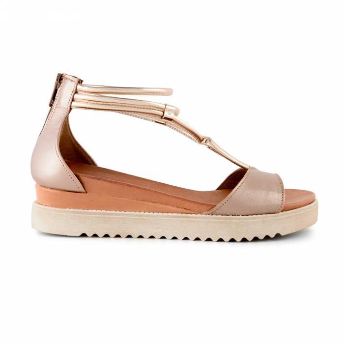 Sandalo Melissa Beige