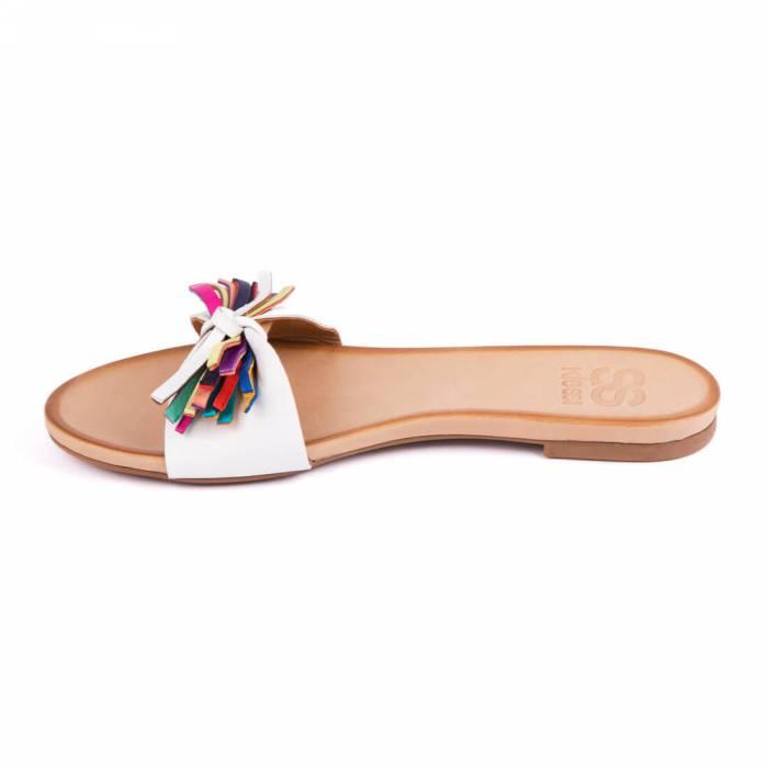 Sandalo multicolor