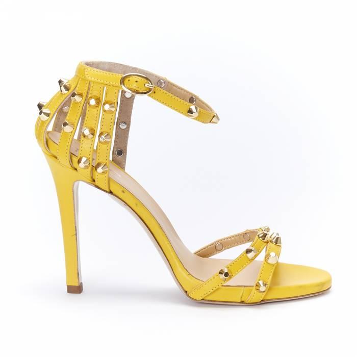 Sandalo Riccione Gialle