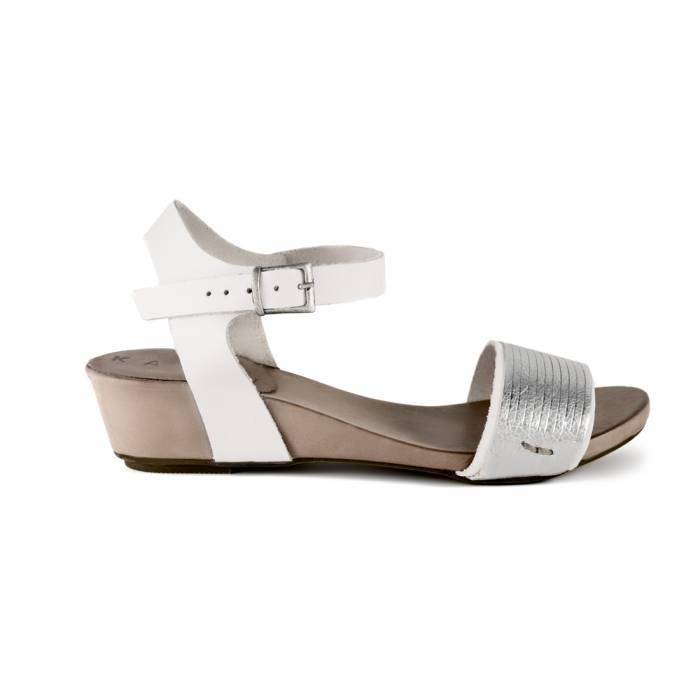 Sandalo Twist Bianche
