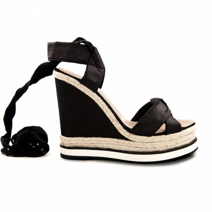 Sandalo Urban Nere