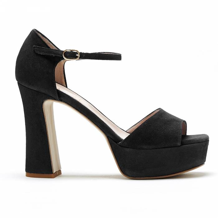 Sandalo Venues Nere