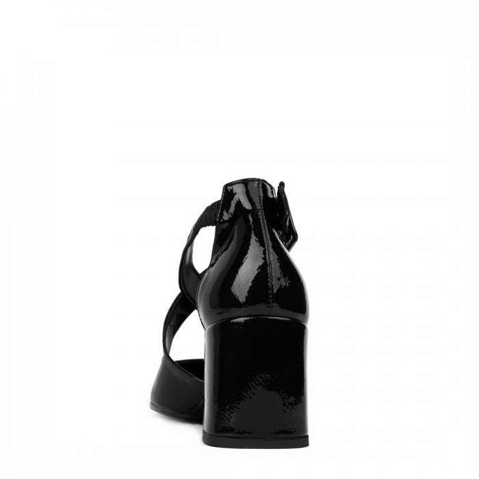 Scarpa con tacco 6101