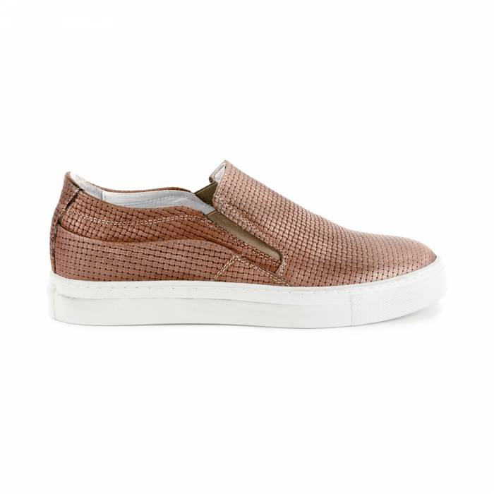 Slip On 7064 Marrone chiaro