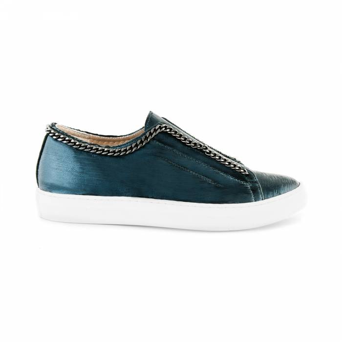 Slip on Catena 2651 Blu