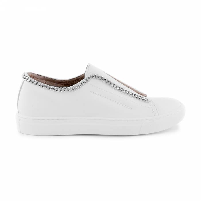 Slip on Catena 2651 Bianche