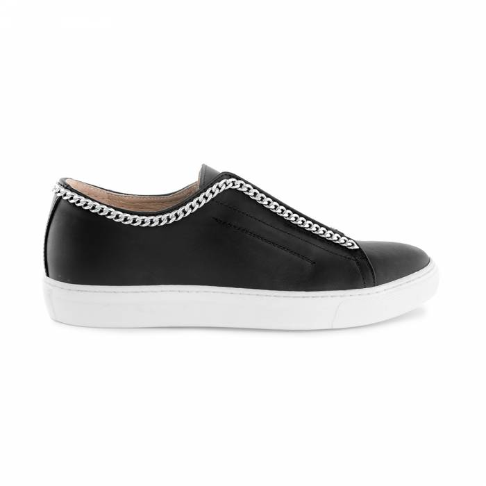 Slip on Catena 2651 Nere