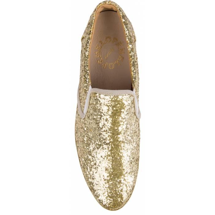 Slip on glitter