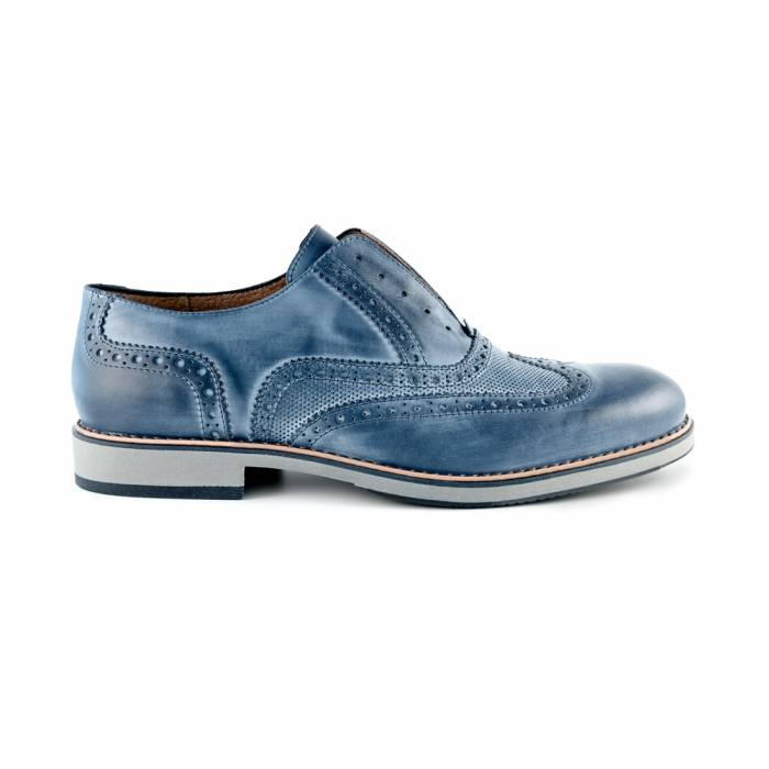 Slip On S.Vincent 9845 Blu