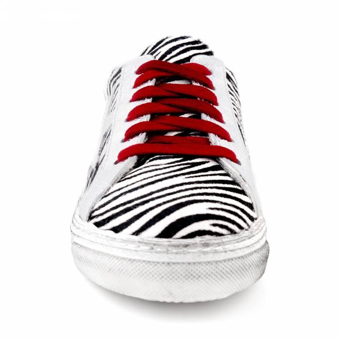 Sneaker Zebrata