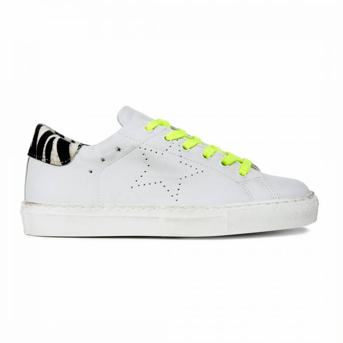 Sneakers 601 Bianche
