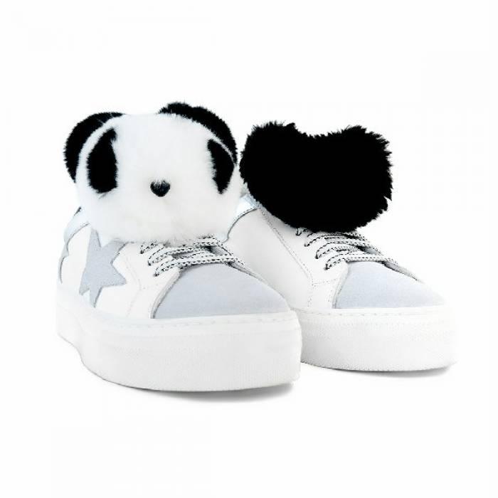 Sneakers Daroca Bianche