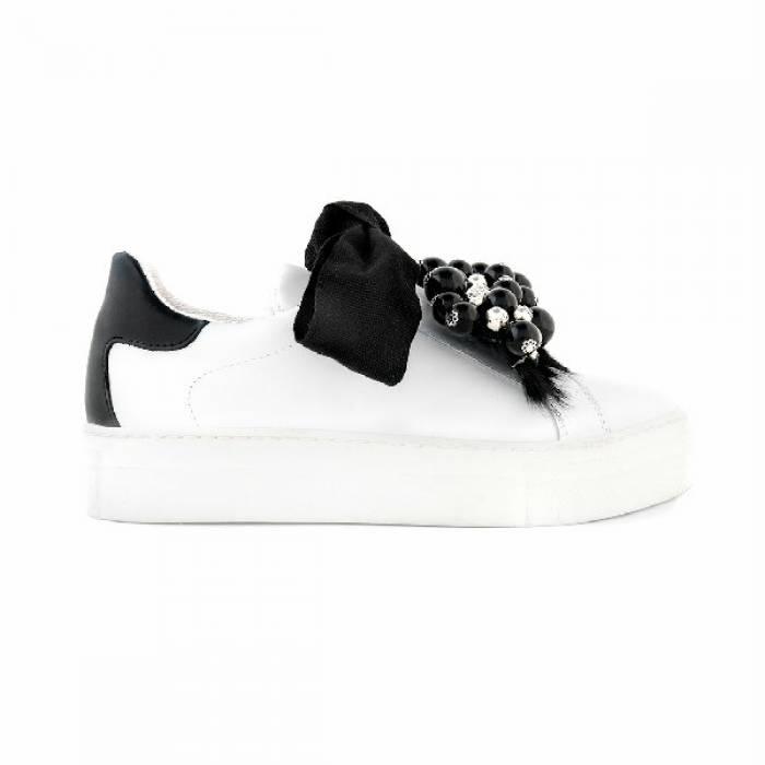 Sneakers Gijòn Nere