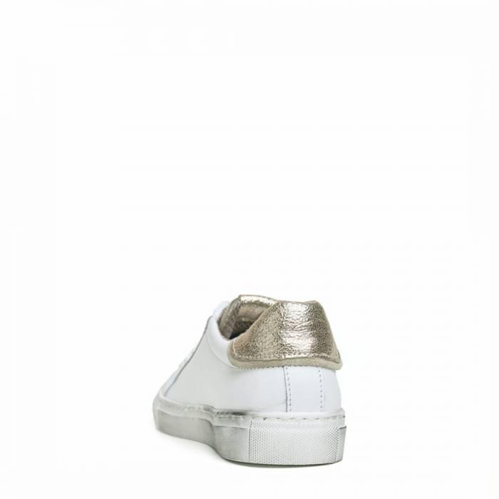 Sneakers Gold Zig