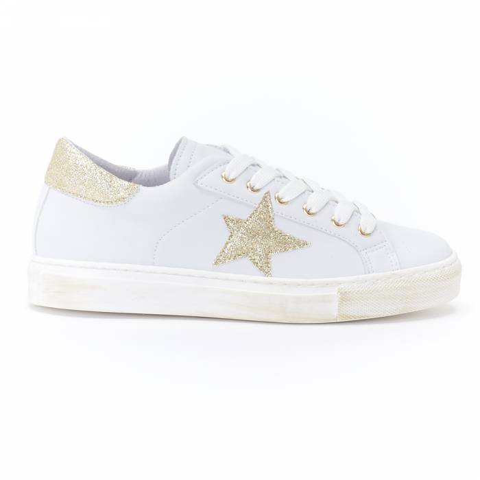 Sneakers Hollywood Oro