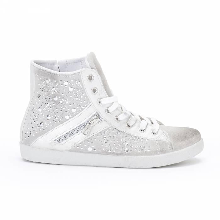 Sneakers Luino Bianche