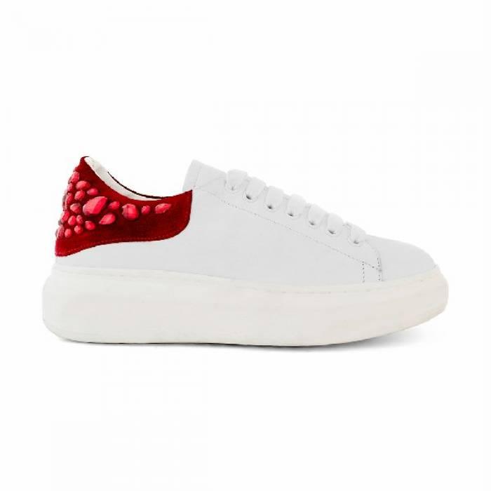 Sneakers Luz Rosse