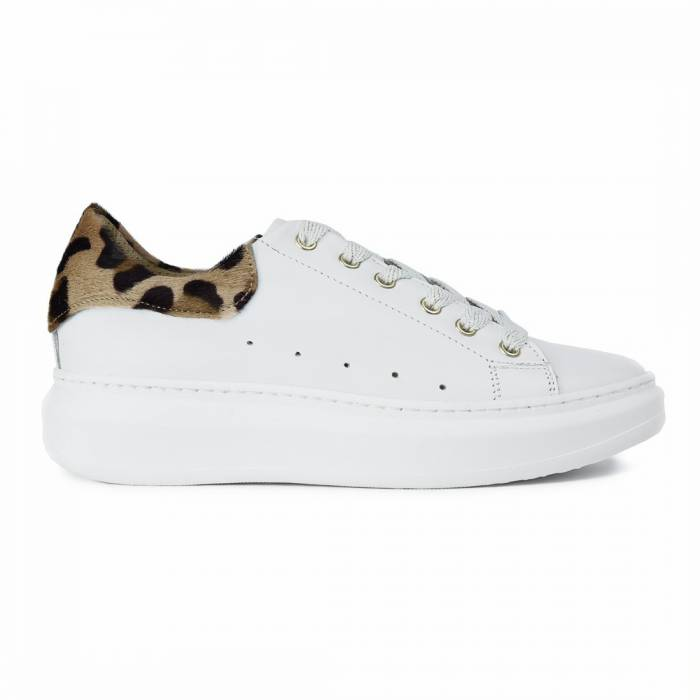 Sneakers MCD Leo Bianche