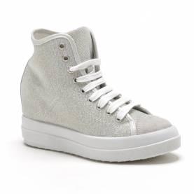 Sneakers Mid Lamè