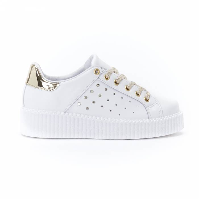 Sneakers Mongia Bianche