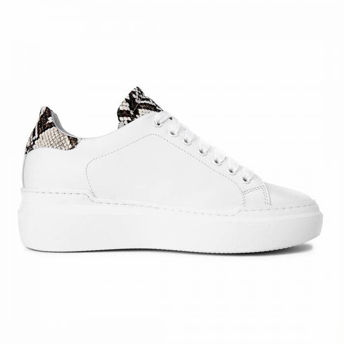 Sneakers NON61 Bianche