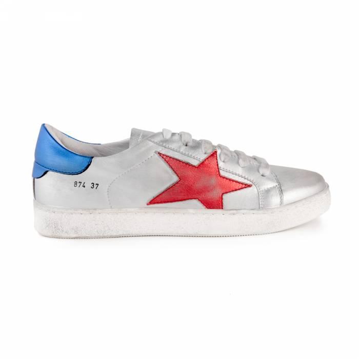 Sneakers Polaris Grigio chiaro