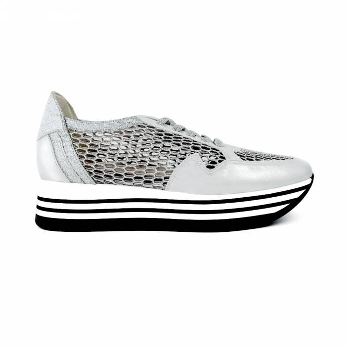 Sneakers Riano Grigio chiaro