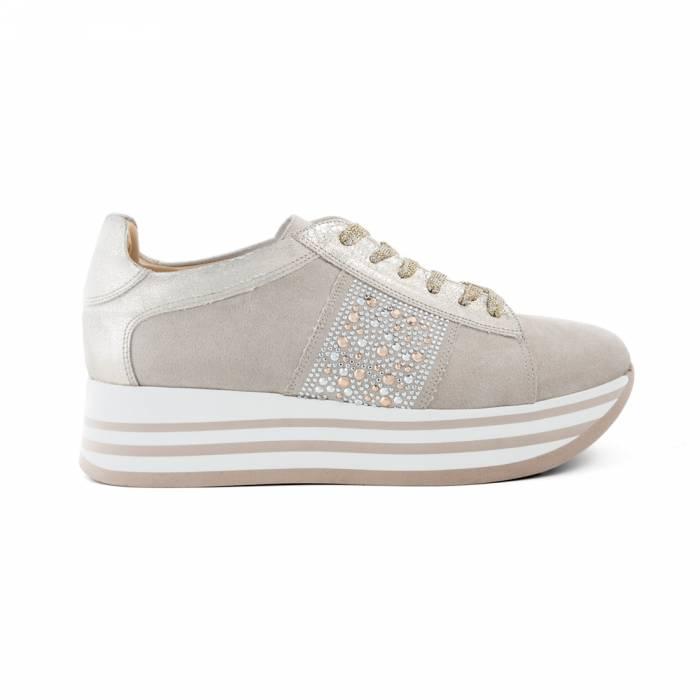 Sneakers Rosora Beige