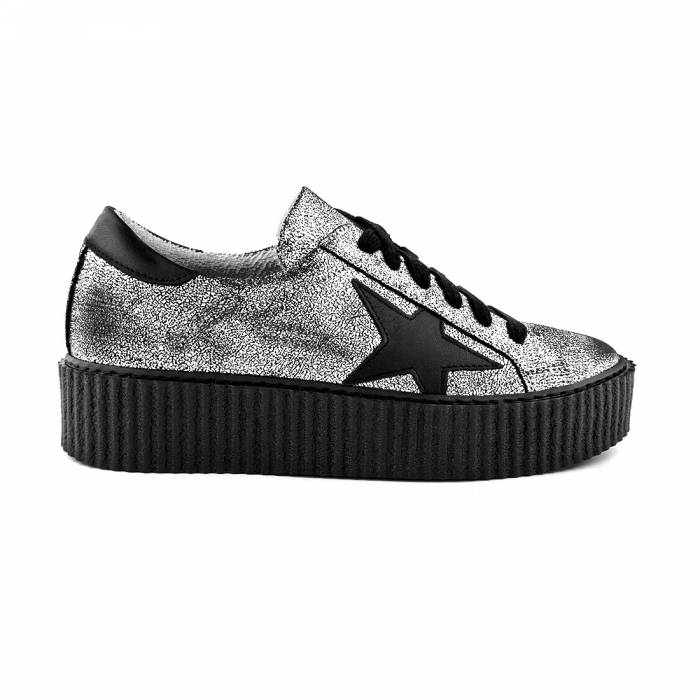 Sneakers Star 108 Grigie