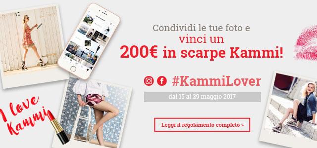Partecipa al contest #KammiLover