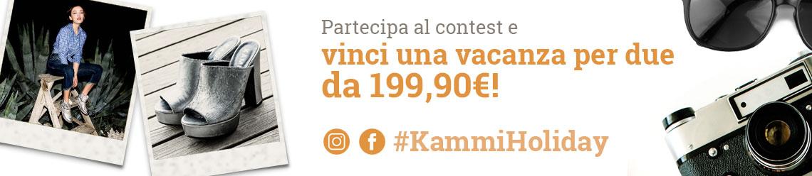 Regolamento contest #KammiHoliday