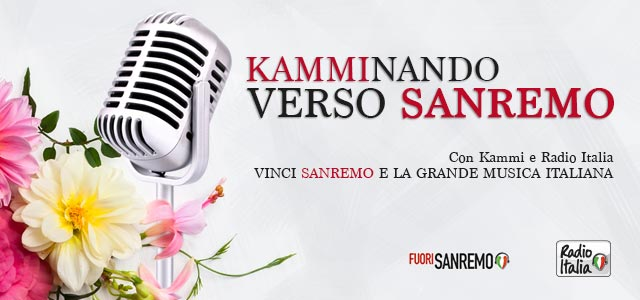 Concorso KAMMINANDO verso Sanremo