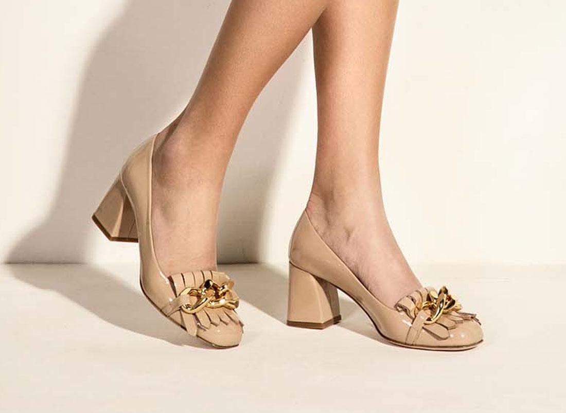 Negozio di Scarpe Donna Griffate Online della Collezione Autunno - Inverno /19 o in saldo nel sito Outlet. Calzature delle migliori marche del lusso italiano e internazionale sono disponibili.