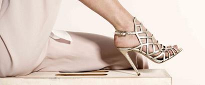Sandalo Glamour per cerimonie