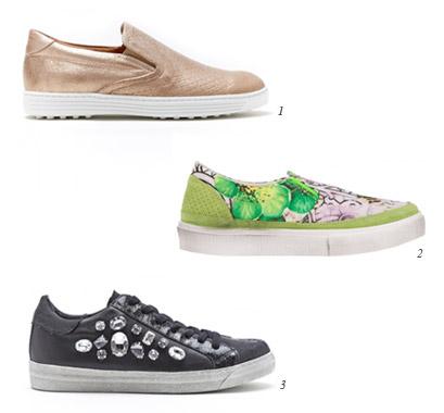 Sneakers Primavera Estate 2015-16